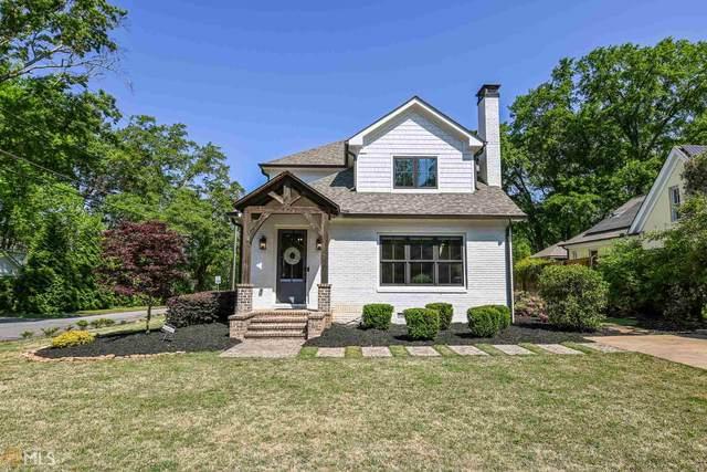 190 Highland Ter, Athens, GA 30606 (MLS #8967053) :: Savannah Real Estate Experts