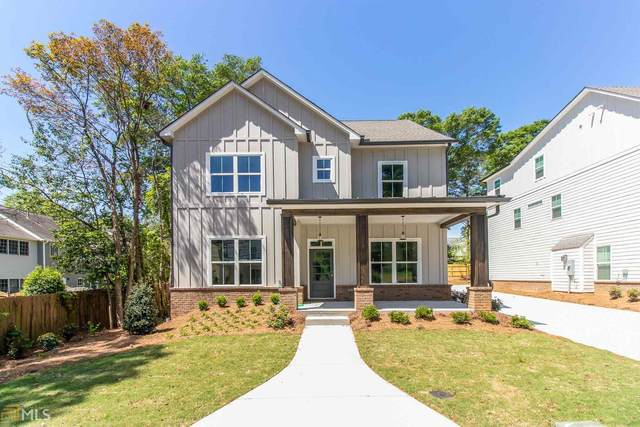 2796 Mathews St, Smyrna, GA 30080 (MLS #8967085) :: Savannah Real Estate Experts