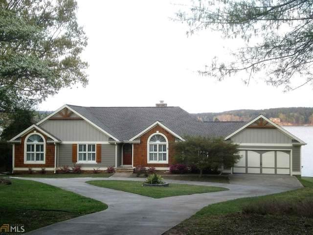 150 Sebastain Dr, Eatonton, GA 31024 (MLS #8967233) :: Savannah Real Estate Experts