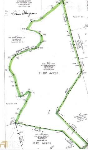 0 Roberts Quarters Rd, Molena, GA 30258 (MLS #8967235) :: Amy & Company | Southside Realtors