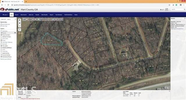 0 Arrowhead Ct, Lavonia, GA 30553 (MLS #8967259) :: RE/MAX Eagle Creek Realty