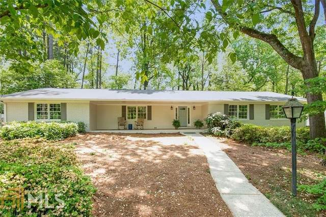 4346 Stonington Cir, Dunwoody, GA 30338 (MLS #8967333) :: Scott Fine Homes at Keller Williams First Atlanta