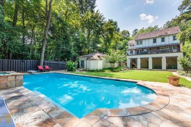 676 E Morningside Dr, Atlanta, GA 30324 (MLS #8967548) :: Savannah Real Estate Experts