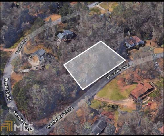 803 W Bramble Oak Dr, Woodstock, GA 33018 (MLS #8967573) :: RE/MAX Eagle Creek Realty