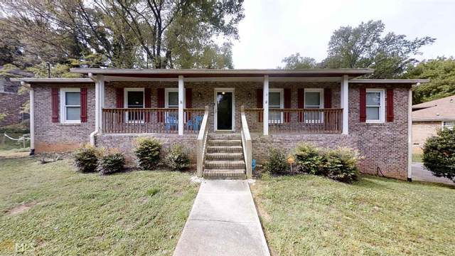 4283 Autumn Hill Dr, Stone Mountain, GA 30083 (MLS #8967712) :: Savannah Real Estate Experts
