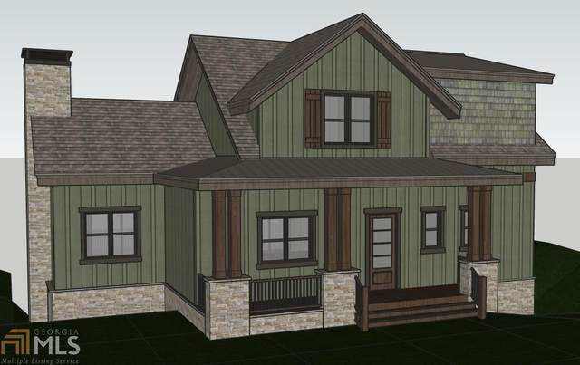 152 N Hiawatha, Blue Ridge, GA 30513 (MLS #8967777) :: Crown Realty Group