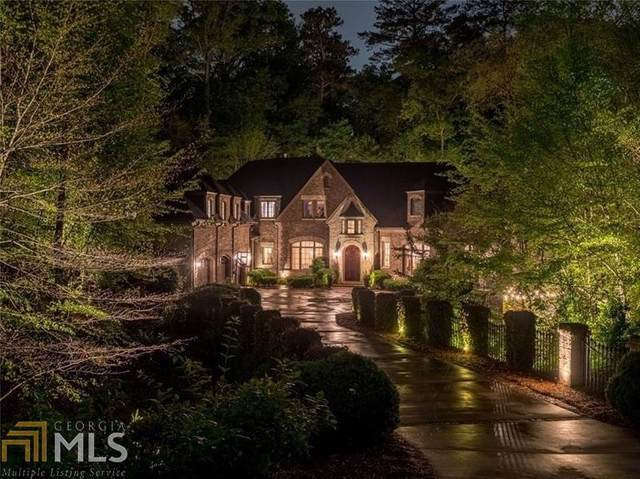 4190 Harris Trl, Atlanta, GA 30327 (MLS #8967836) :: Savannah Real Estate Experts