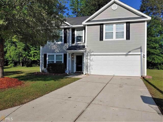 5 Windcrest Ct, Port Wentworth, GA 31407 (MLS #8968029) :: Savannah Real Estate Experts