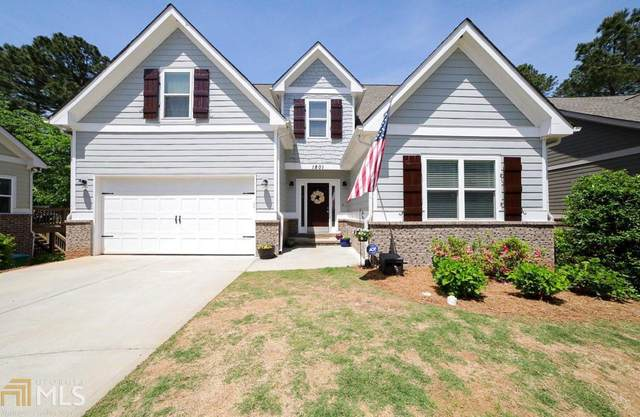1801 Grove Park Ln, Watkinsville, GA 30677 (MLS #8968097) :: AF Realty Group