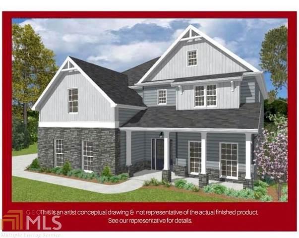 807 Ridgeview Ct #27, Hampton, GA 30228 (MLS #8968282) :: Savannah Real Estate Experts