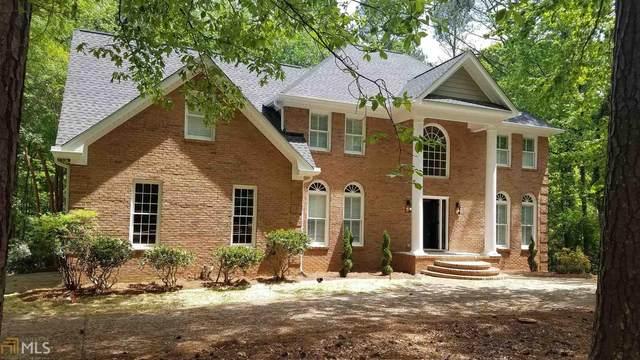 120 Oak Knoll, Fayetteville, GA 30214 (MLS #8968293) :: Savannah Real Estate Experts