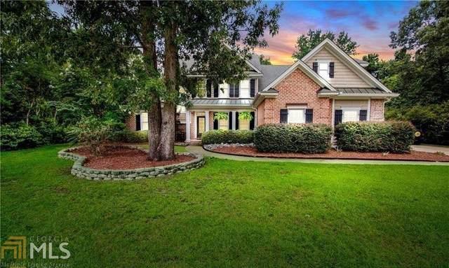 15 Chastain Cir, Richmond Hill, GA 31324 (MLS #8968319) :: Savannah Real Estate Experts