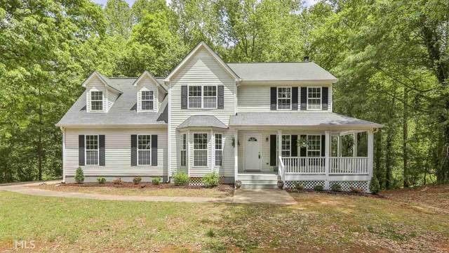 225 Timberidge, Newnan, GA 30263 (MLS #8968343) :: Savannah Real Estate Experts