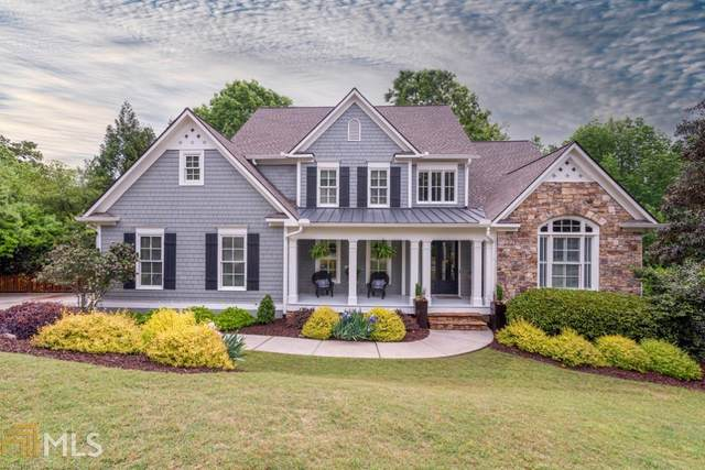 635 Eaton Pl, Sandy Springs, GA 30350 (MLS #8968535) :: Scott Fine Homes at Keller Williams First Atlanta