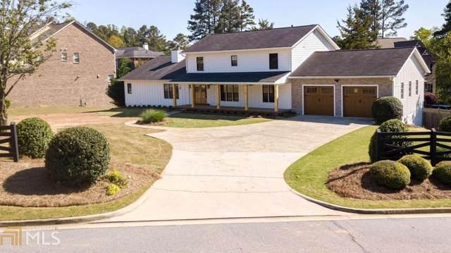 1435 Willis Lake Dr, Kennesaw, GA 30152 (MLS #8968588) :: Savannah Real Estate Experts