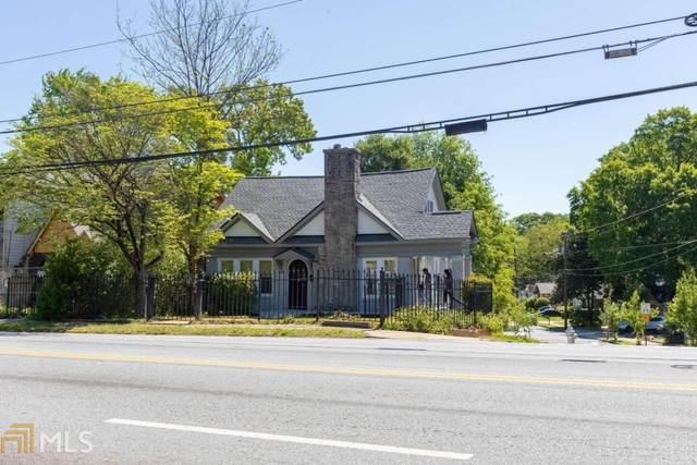 672 Cascade Ave, Atlanta, GA 30310 (MLS #8968614) :: Savannah Real Estate Experts