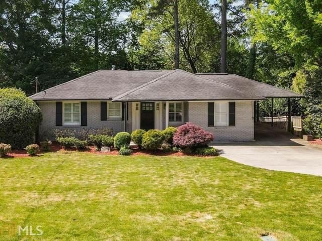 1273 Lindenwood Ln, Brookhaven, GA 30319 (MLS #8968633) :: Savannah Real Estate Experts