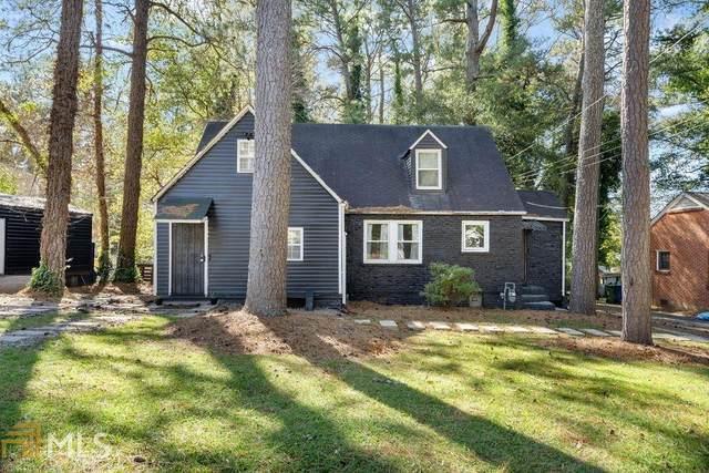1626 SW Mayflower, Atlanta, GA 30311 (MLS #8968634) :: Savannah Real Estate Experts