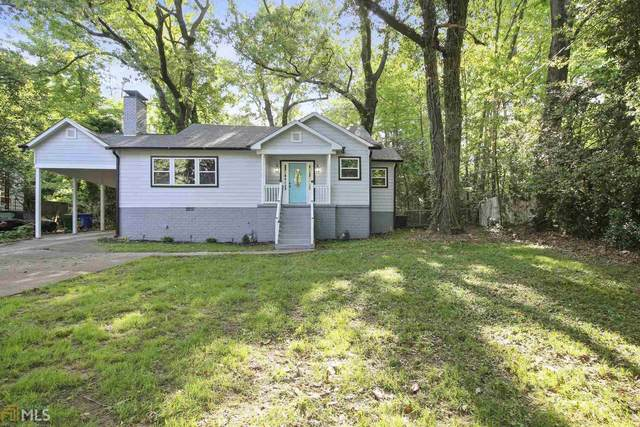 964 Forrest Blvd, Decatur, GA 30030 (MLS #8968657) :: Savannah Real Estate Experts