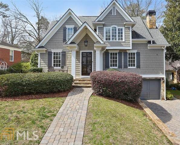 2106 Belvedere Dr, Atlanta, GA 30318 (MLS #8968670) :: Savannah Real Estate Experts
