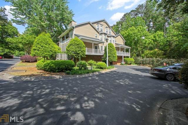 4467 Pineridge Cir, Dunwoody, GA 30338 (MLS #8968714) :: Scott Fine Homes at Keller Williams First Atlanta