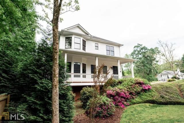 136 Old Princeton Rd, Athens, GA 30606 (MLS #8968788) :: Perri Mitchell Realty
