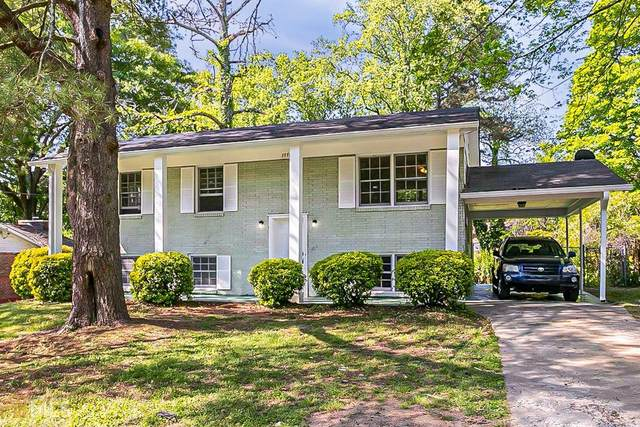 3770 Stamford, Atlanta, GA 30331 (MLS #8968818) :: Savannah Real Estate Experts