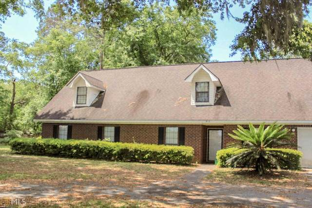 917 Hollywood Dr, Hinesville, GA 31313 (MLS #8968829) :: The Ursula Group