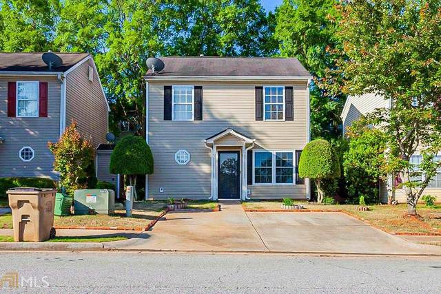 221 Coral, Mcdonough, GA 30253 (MLS #8968896) :: Perri Mitchell Realty