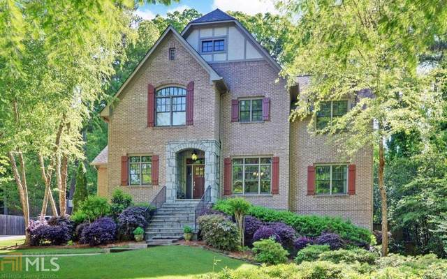 1941 Lenox Rd, Atlanta, GA 30306 (MLS #8968942) :: Savannah Real Estate Experts