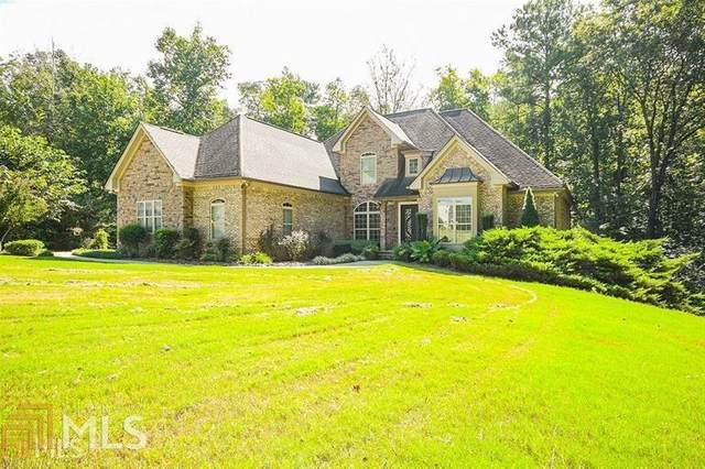 350 Phillips Dr, Fayetteville, GA 30214 (MLS #8969112) :: Military Realty