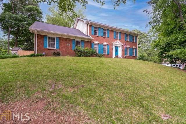3534 Schilling Ridge, Peachtree Corners, GA 30096 (MLS #8969123) :: Savannah Real Estate Experts