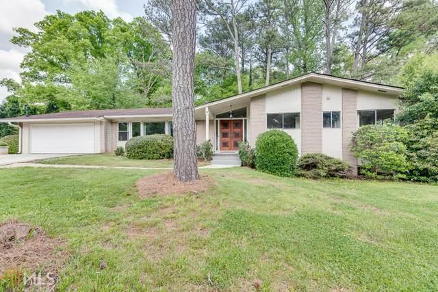2576 River Oak Dr, Decatur, GA 30033 (MLS #8969125) :: Savannah Real Estate Experts