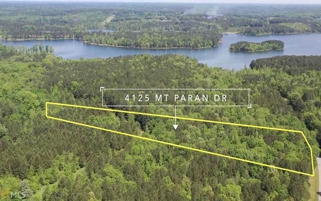 4125 Mt Paran Church Rd, Social Circle, GA 30025 (MLS #8969161) :: Perri Mitchell Realty
