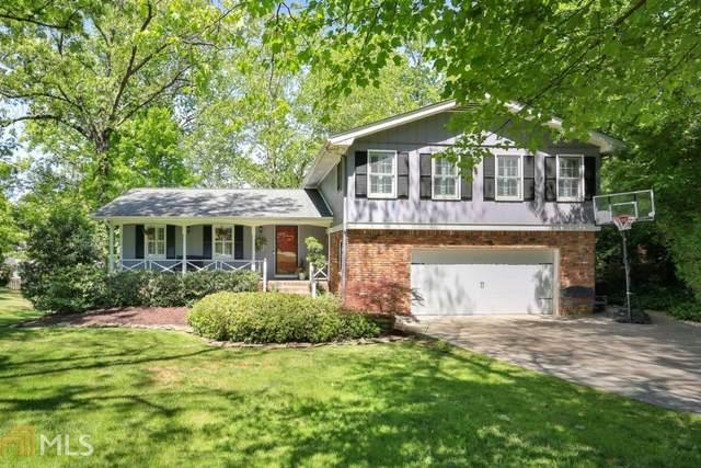 5164 Charmant Pl, Atlanta, GA 30360 (MLS #8969213) :: Savannah Real Estate Experts