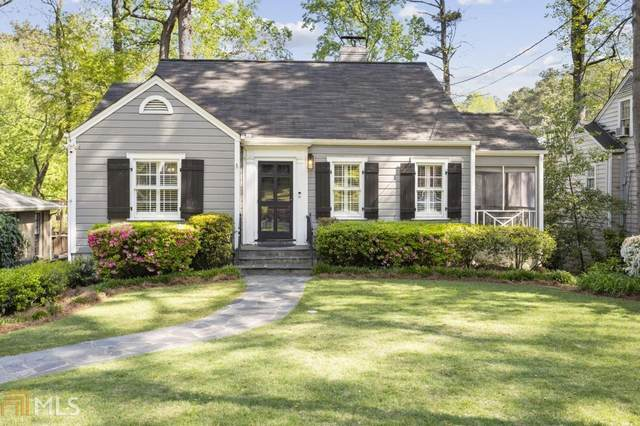 703 Longwood Dr, Atlanta, GA 30305 (MLS #8969282) :: Savannah Real Estate Experts