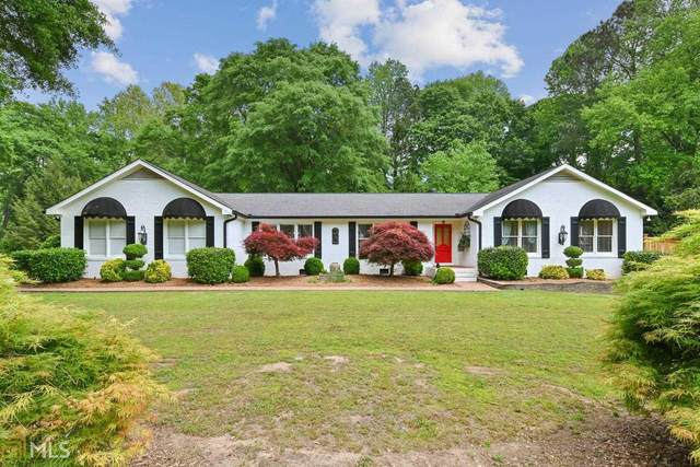 4275 Gatewood Ln, Peachtree Corners, GA 30097 (MLS #8969333) :: Savannah Real Estate Experts