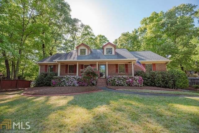 2427 Crooked Tree Ct, Marietta, GA 30062 (MLS #8969384) :: Savannah Real Estate Experts
