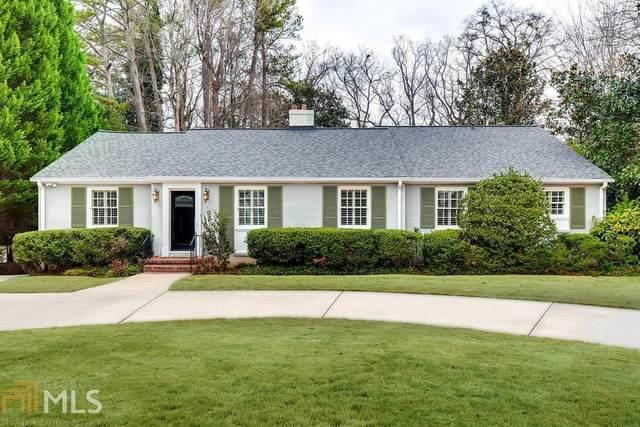 15 Putnam Dr, Atlanta, GA 30342 (MLS #8969399) :: RE/MAX Eagle Creek Realty