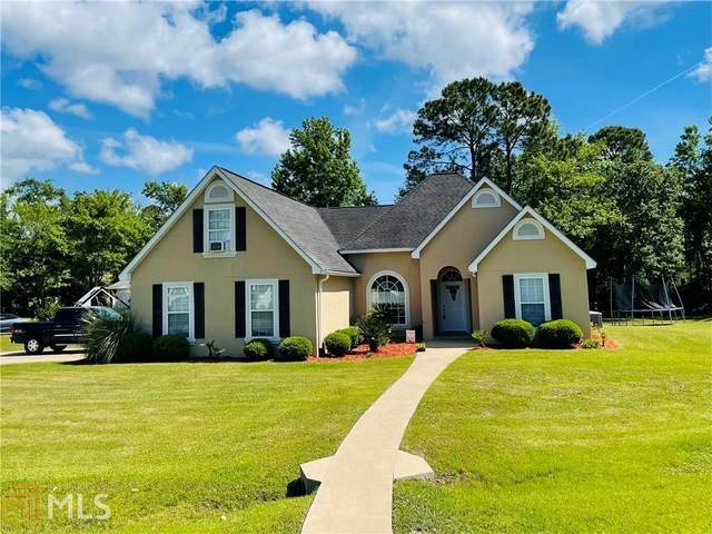 11 Water Crest Ct, Brunswick, GA 31523 (MLS #8969416) :: Savannah Real Estate Experts