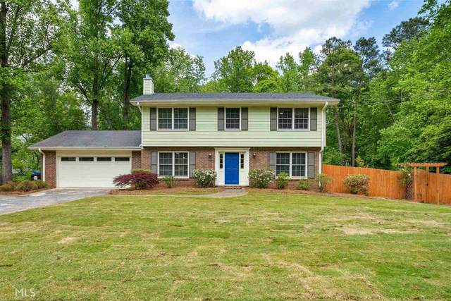 4599 Mountain Creek Dr, Roswell, GA 30075 (MLS #8969467) :: Savannah Real Estate Experts