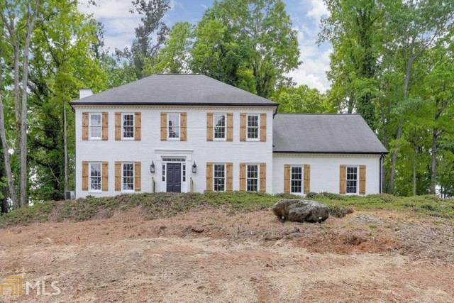 2270 Chimney Swift Cir, Marietta, GA 30062 (MLS #8969506) :: Savannah Real Estate Experts