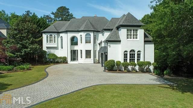 10 Sherwood Ln, Marietta, GA 30067 (MLS #8969643) :: Crown Realty Group