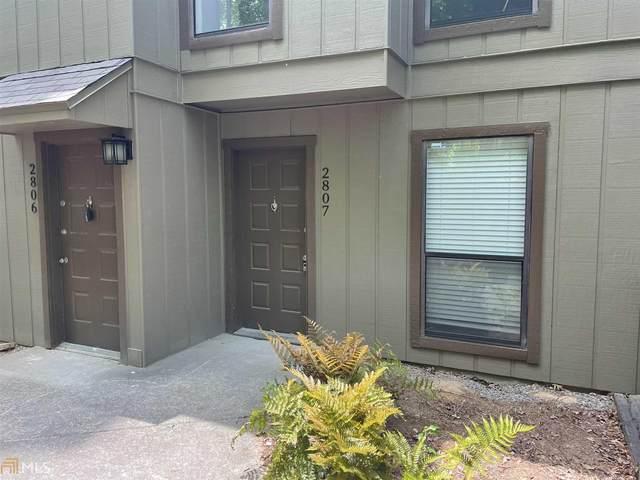 2807 Cumberland Ct, Smyrna, GA 30080 (MLS #8969663) :: AF Realty Group