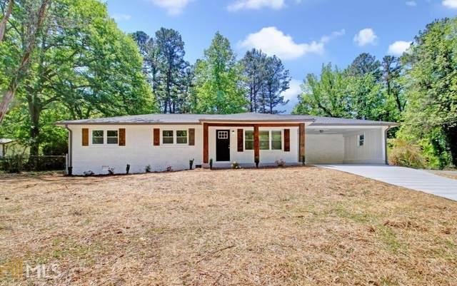 4555 Big B Rd, Douglasville, GA 30134 (MLS #8969665) :: Michelle Humes Group
