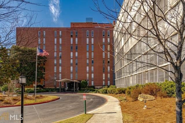 3060 Pharr Court North #520, Atlanta, GA 30305 (MLS #8969708) :: Athens Georgia Homes