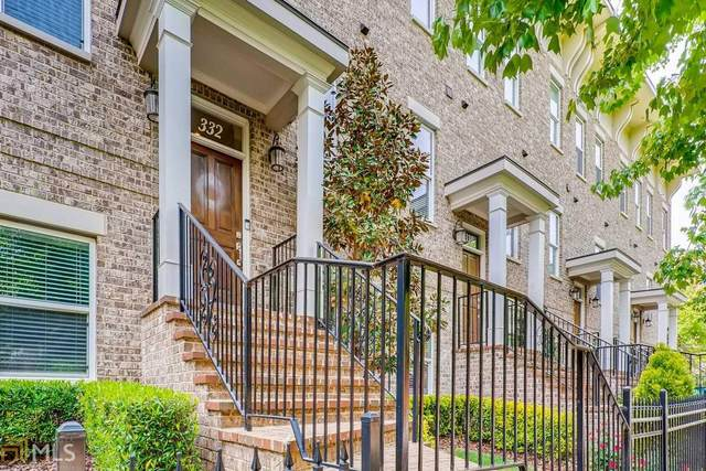 332 Brownstones, Atlanta, GA 30312 (MLS #8969807) :: RE/MAX Eagle Creek Realty