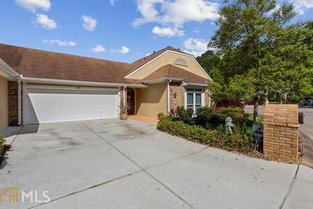 4614 Village Dr, Atlanta, GA 30338 (MLS #8969831) :: RE/MAX Eagle Creek Realty