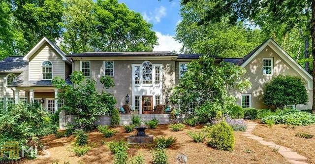 9460 Huntcliff Trce, Sandy Springs, GA 30350 (MLS #8969855) :: Savannah Real Estate Experts