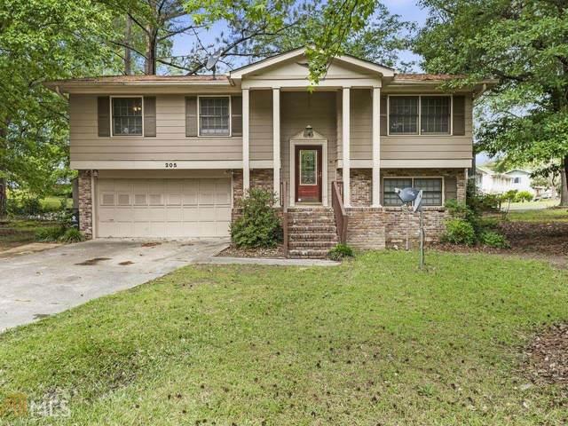 205 Basswood, Atlanta, GA 30349 (MLS #8969900) :: Athens Georgia Homes